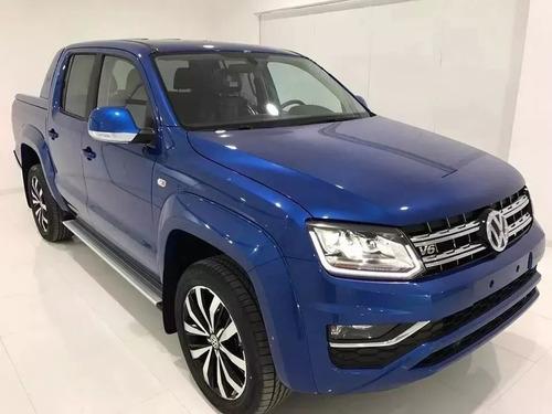 volkswagen amarok 3.0 v6 extreme patenta 2021 0km tasa 0% 35
