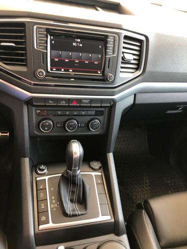 volkswagen amarok 3.0 v6 highline 258cv 4x4 aut 0km 2020 vw