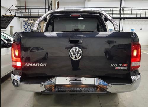 volkswagen amarok 3.0 v6 highline 258cv oferta ctdo rt a1