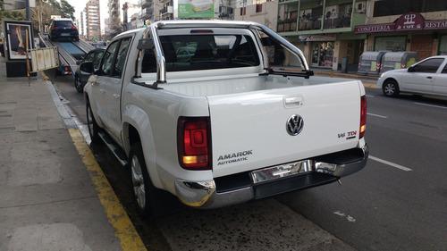 volkswagen amarok 3.0 v6 highline 4x4 automatica espasa #07