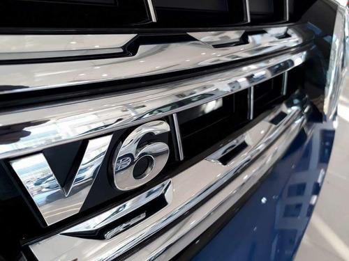 volkswagen amarok 3.0 v6 highline  nueva 258cv  fcio c/dni 4