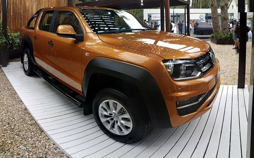 volkswagen amarok 3.0 v6 tasa 0% retira ya 4 x 4 automatica