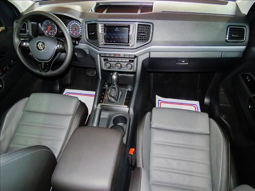 volkswagen amarok 3.0 v6 tdi diesel highline cd4motion autom