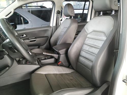 volkswagen amarok 3.0 v6 tdi highline cd diesel 4motion