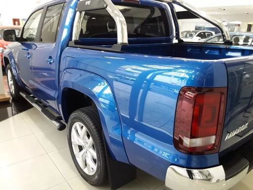 volkswagen amarok 3.0tdi 258hp 0km azul / gris