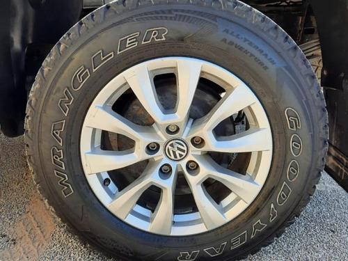 volkswagen amarok  4x2 2017