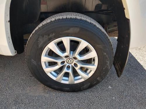 volkswagen amarok  4x2 2019
