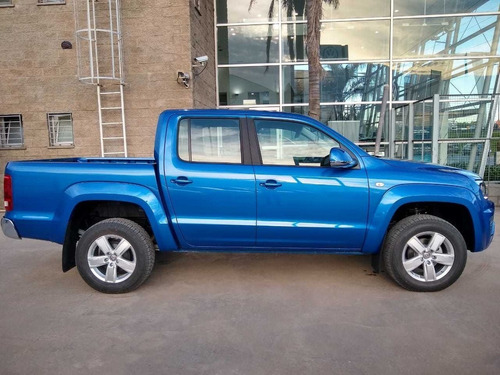 volkswagen amarok 4x2 c/d highline at 0km
