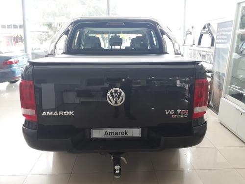 volkswagen amarok 4x2 tdi comfortline automatica romera hnos