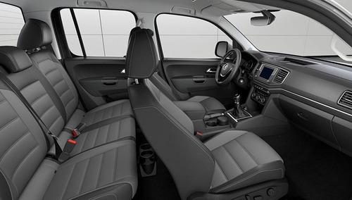 volkswagen amarok 4x2 tdi comfortline balcarce 0km