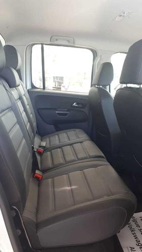 volkswagen amarok  4x2 trendline 140cv 2020 con accesorios