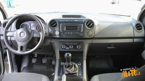 volkswagen amarok 4x4 2013