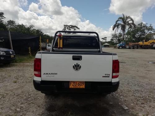 volkswagen amarok 4x4 2019 tredline