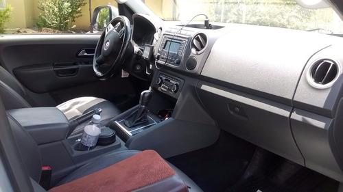 volkswagen  amarok 4x4 automatica full doble cabina