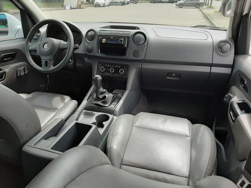 volkswagen amarok 4x4 confortline bi-turbo