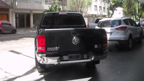 volkswagen amarok 4x4 dc highline pack aut 180hp 2015