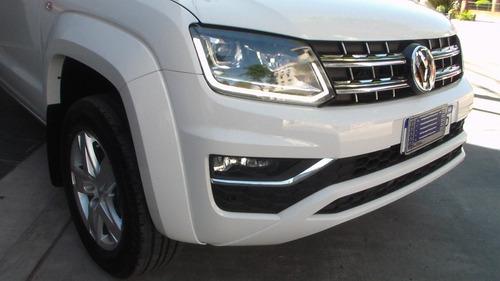 volkswagen amarok 4x4 dc highline pack aut 180hp l17 2016