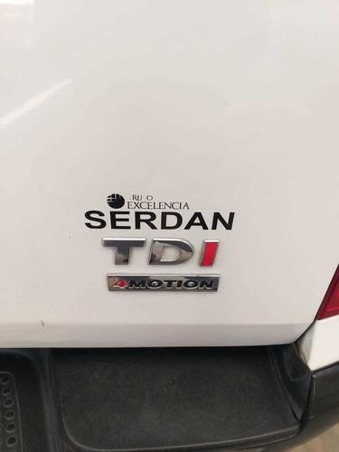 volkswagen amarok 4x4 diésel