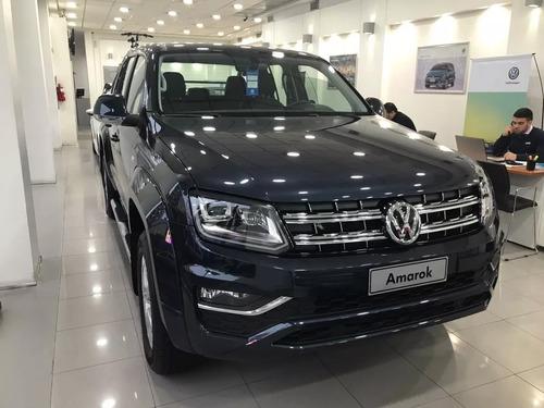 volkswagen amarok 4x4 highline at 0km vw 2021 precio nueva f