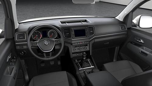 volkswagen amarok 4x4 tdi comfortline at balcarce 0km