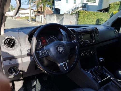 volkswagen amarok amarok trendline 2.0 cd diesel 4x4
