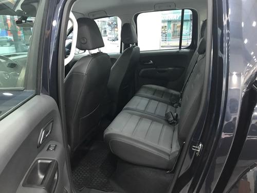 volkswagen amarok anticipo $2.050.000 4x4 at te=11-5996-2463