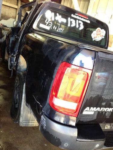 volkswagen amarok biturdo 180 cv manual 4x4 trendline 2014