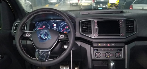 volkswagen amarok black 258cv 0km t-11-5996-2463 leasing vw
