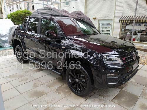 volkswagen amarok black style 258cv edicion te=11-5996-2463