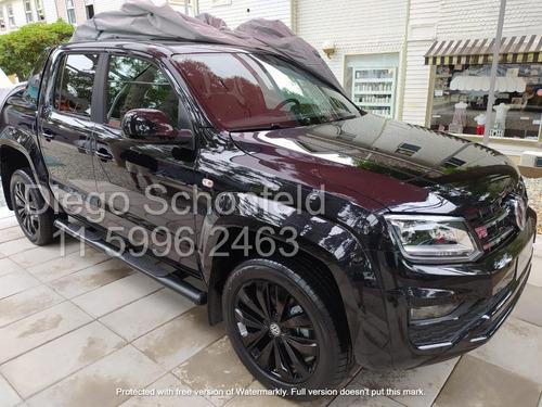 volkswagen amarok black style 258cv te=11-5996-2463 nueva vw