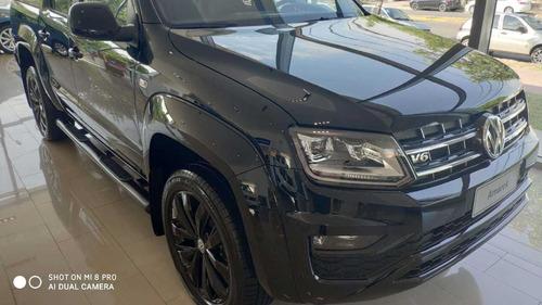 volkswagen amarok black style