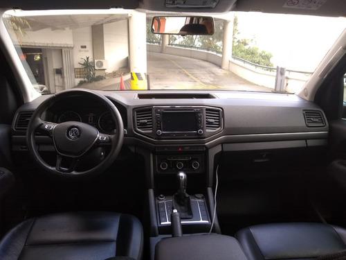 volkswagen amarok  comforline aut bi turbo