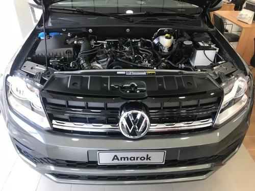 volkswagen amarok comfortline 0km 4x2 automática 2020 vw r5