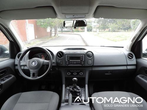 volkswagen amarok comfortline 2.0 biturbo diesel  4x4 mt