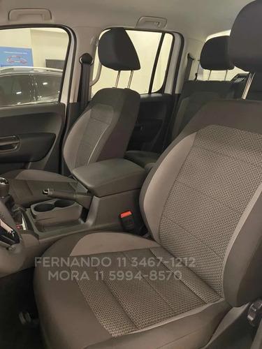 volkswagen amarok comfortline 2.0 tdi 180 cv 4x2 manual 0km