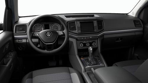 volkswagen amarok comfortline 4x2 at 180 cv (miaj)