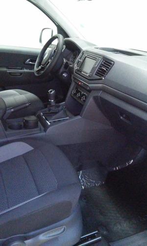 volkswagen amarok comfortline  4x2 aut 2.0 180cv dm