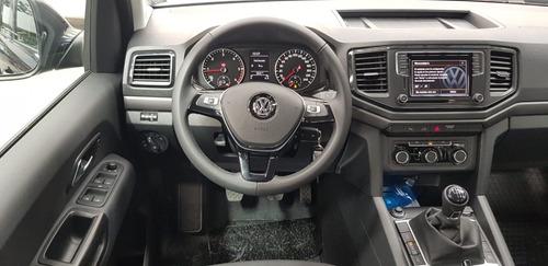 volkswagen  amarok comfortline 4x2 dc