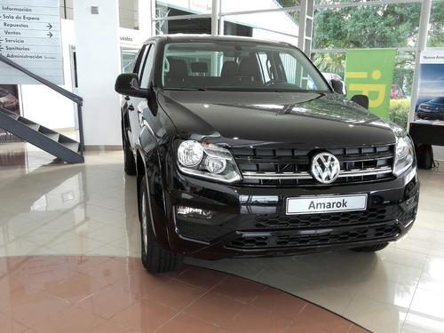 volkswagen amarok comfortline 4x2 full 2020 precio vw 0km k9