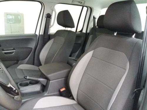 volkswagen amarok comfortline 4x4 manual 180cv 2020 jf #a1