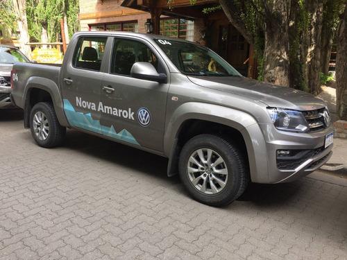 volkswagen amarok comfortline 4x4 manual tdi 180cv 2017 0km
