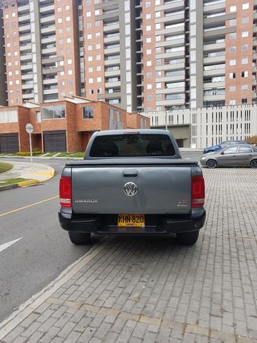 volkswagen amarok comfortline bi-turbo