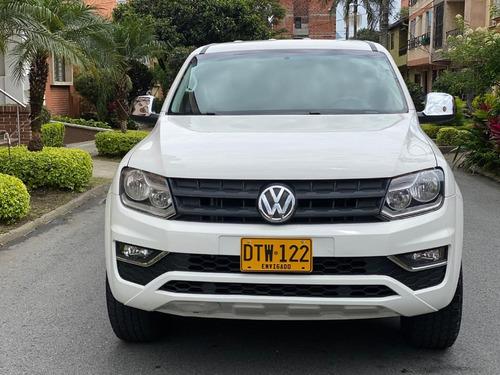 volkswagen amarok comfortline mt 2.0 td
