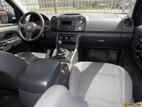 volkswagen amarok comfortline mt 2000cc 4x4 2td 1ab