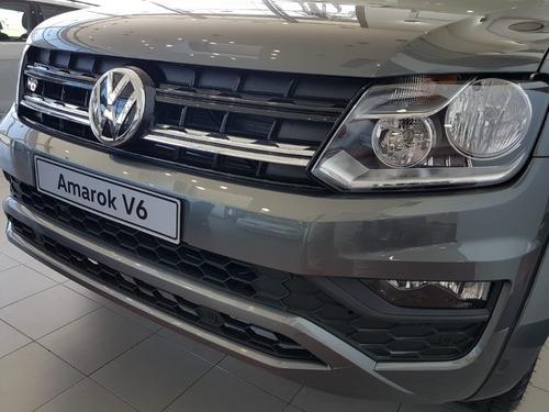 volkswagen amarok comfortline v6 258cv 3.0 tdi 4x4 aut lucas