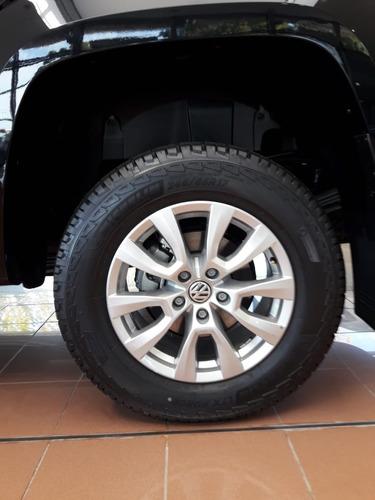 volkswagen amarok confort v6 258 cv 2020 con chasis