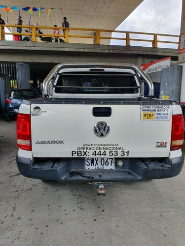 volkswagen amarok confortline 2012