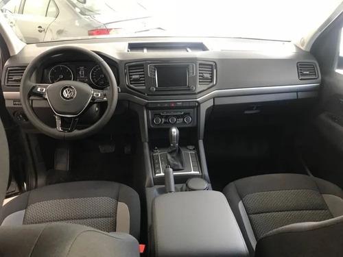 volkswagen amarok confortline 4x2 m/t 0km financio tasa 0%