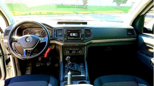 volkswagen amarok confortline biturbo 4x4 2017