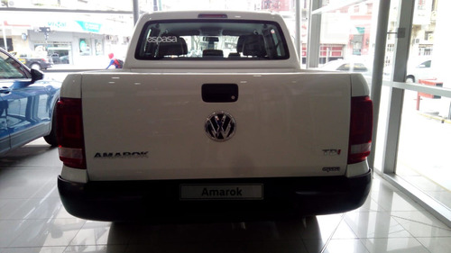 volkswagen amarok cs 140v trendline 4x2 #07